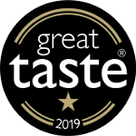 Great Taste Award 2019 1 star